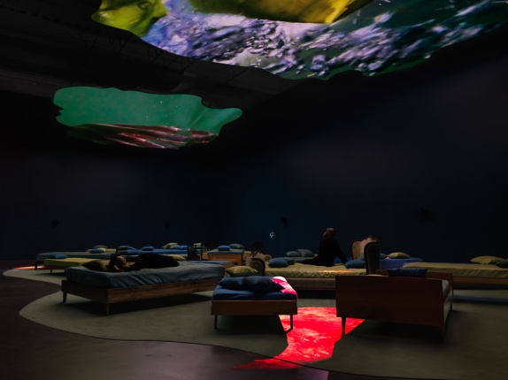 Pipilotti Rist at the New Museum