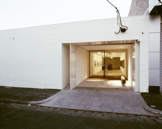Front of the Centre for Contemporary Photography
