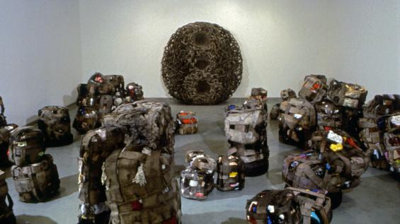 Nari Ward in Conversation with Massimiliano Gioni :: New Museum