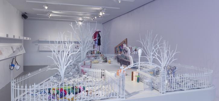 Exhibitions :: New Museum