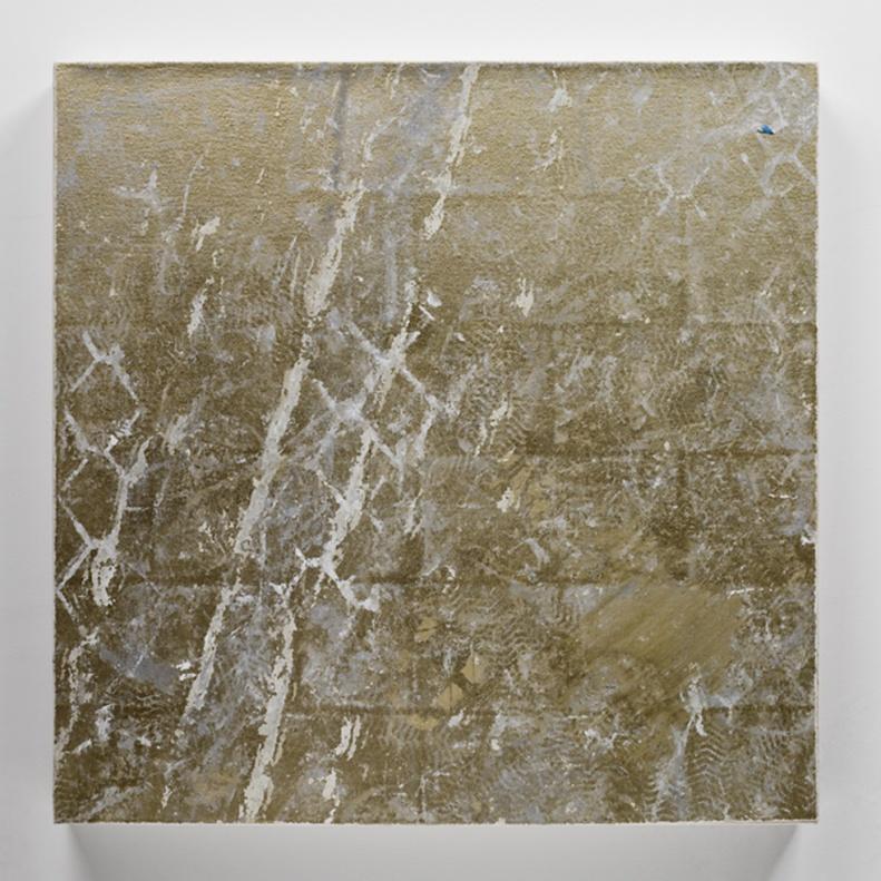 Untitled (Studio Floor)