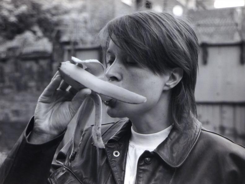 Eating a Banana (Revisited)